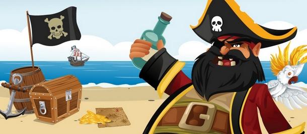На абордаж! ESET объявляет амнистию для пиратов