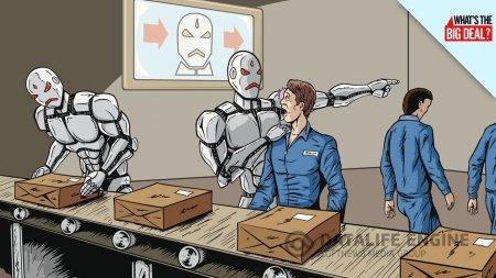 Роботы-профессионалы, способные заменить людей