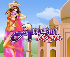 Arabian Rose – один из самых интересных слотов Вулкан 24