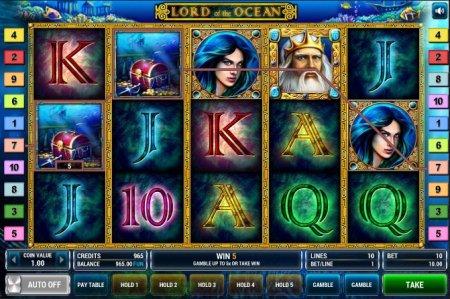 Игровой автомат Ocean Treasures – Сокровища океана