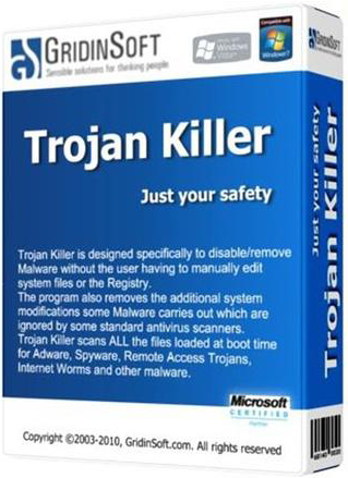 GridinSoft Trojan Killer 2.1.6.1