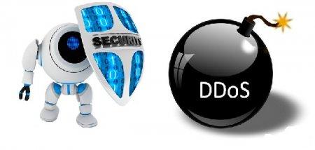 Надежная защита от DDOS атак
