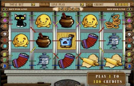 Особенности нового игрового автомата про колобка