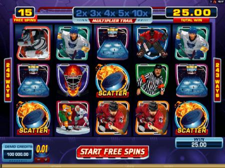 Главные особенности игрового автомата Break Away от компании Microgaming
