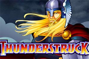 Древние мифы и сказания в игровом автомате Thunderstruck