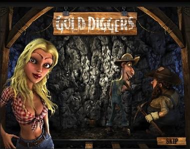 Gold Diggers – увлекательный видео-слот казино Вулкан