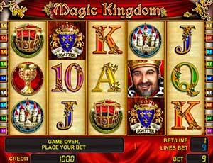 Игровой слот Magic Kingdom – где и как поиграть?
