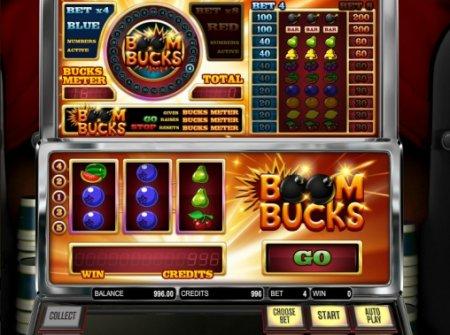 Boom Bucks – еще один удивительный видео-слот казино Вулкан