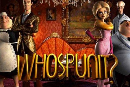 Игровой аппарат WhoSpunlt – настоящая детективная история