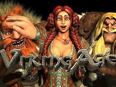 Играем в видео-слот Viking Age: запуск и символы