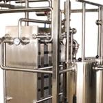 Применение пастеризационно-охладительной установки A1-ОКЛ-5