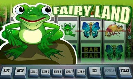 Fairy Land – один из самых высокодоходных казино Вулкан