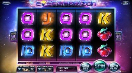Event Horizon – неповторимый слот казино Вулкан