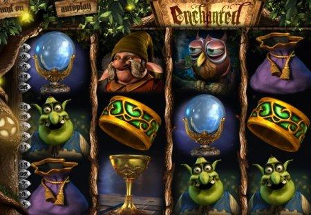 Enchanted – оригинальный игровой аппарат в жанре фэнтези
