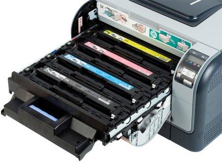 Советы по заправке картриджей лазерных принтеров