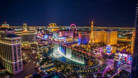 Путешествие в столицу азартных игр: особенности отдыха в Лас-Вегасе