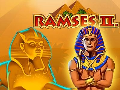 Основные символы в игровом автомате Ramses II