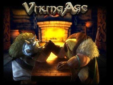 Какие специальные символы присутствуют в автомате Viking Age?
