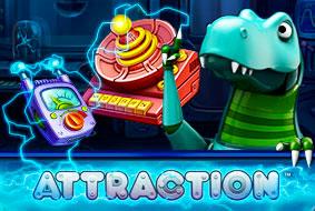 Правила участия в игровом автомате Attraction