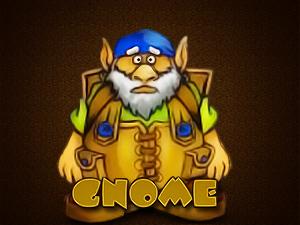 Бонусная игра в игровом аппарате Gnome