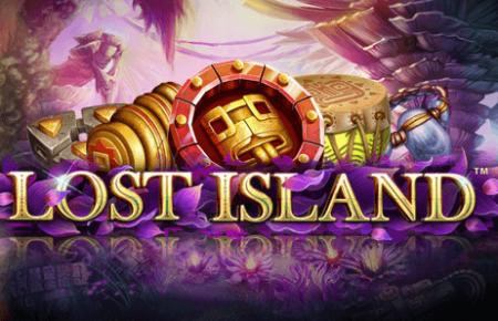 Принципы действия специальных символов в автомате Lost Island казино Вулкан