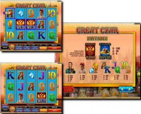 Основные настройки в популярной игре The Great Czar