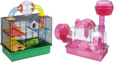 Клетки для грызунов – где купить и как выбрать