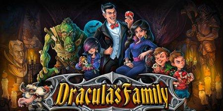 Draculas Family – один из лучших игровых аппаратов казино Вулкан