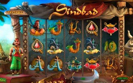 Sindbad – один из самых интересных видео-слотов казино Vulcan Grand