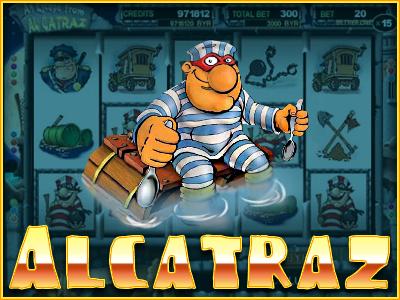 Особенности бонусных игр в аппарате Alcatraz