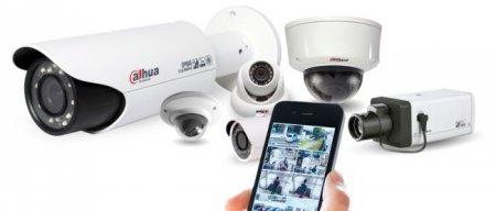 Основы монтажа системы видеонаблюдения