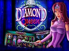 Diamond Queen - один из самых интересных видео-слотов Rox Casino