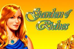 Основные параметры автомата Garden of Riches из казино Вулкан
