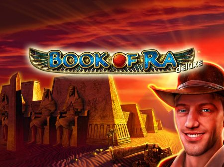 Особенности автомата Book of Ra из казино OneTwo