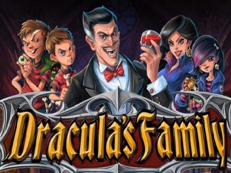 Казино Супер Слотс: детали оформления и геймплея в игре Dracula's Family