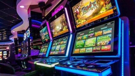 Особенности интерфейса известных игровых автоматов