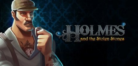 Ключевые детали игрового автомата Holmes & the Stolen Stones из казино Вулкан
